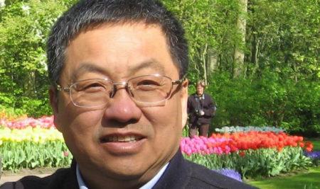 Seminarium z prof. Wang XinLu