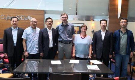 Umowa z chińskim szpitalem w Qingdao