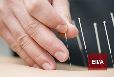 Akupunktura  – grupa EII/A 2018/2021